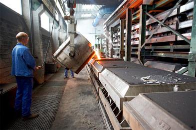 поставка металлургического оборудования компания Поликаст